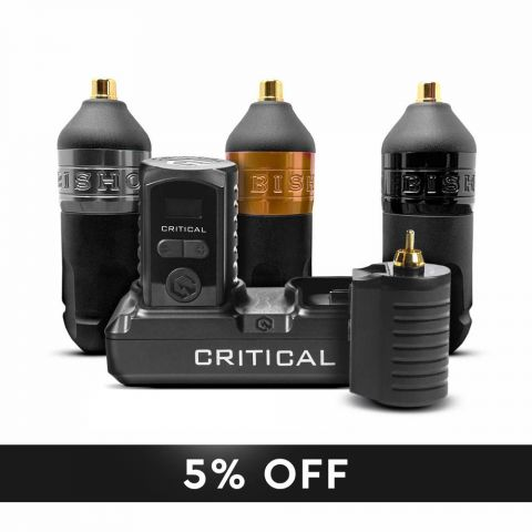 Bishop Wand / Critical Wireless Battery Pack Bundle