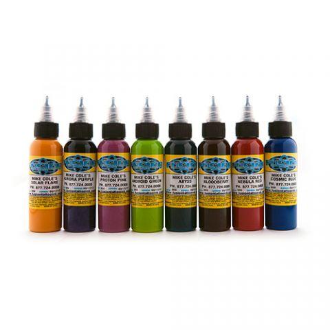 Fusion Ink Cole Signature Palette Set 8 x 1oz