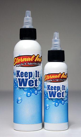 Eternal Ink Keep it Wet