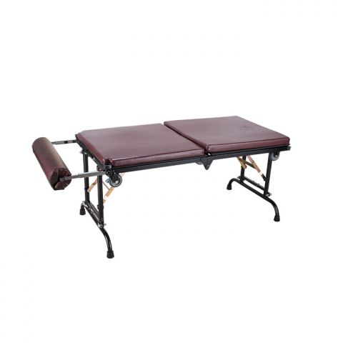 TatSoul X Portable Table - Ox Blood