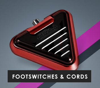 Footswitches and Cords