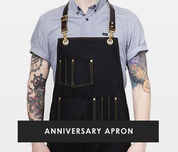 Anniversary Apron