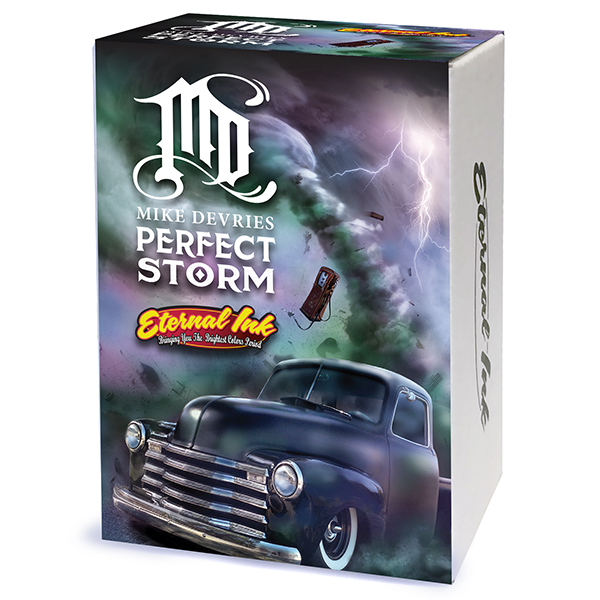 Perfect Storm by Mike DeVries