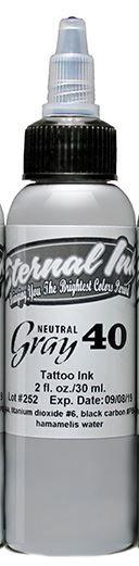 Eternal Ink Neutral Gray - 40%