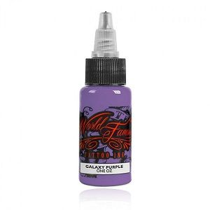 World Famous Ink 1oz Galaxy Purple