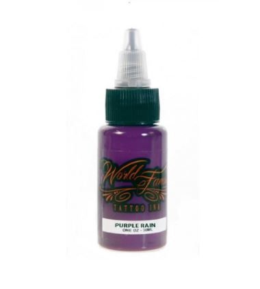 World Famous Ink 1oz - Purple Rain