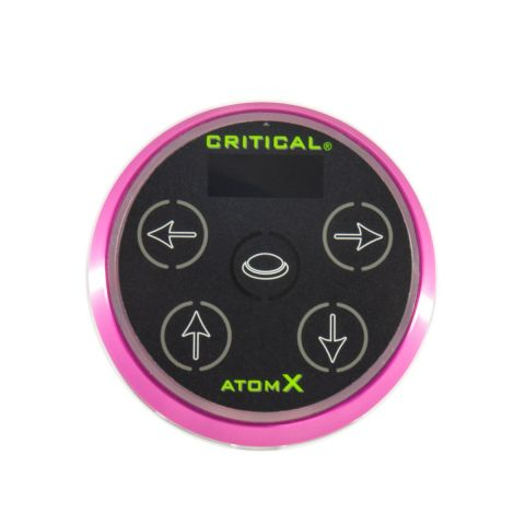 Pink - Critical ATOM X Power Supply