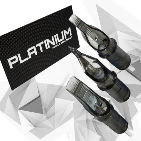 Platinium Cartridges Bugpin Soft Magnums (Box of 20)