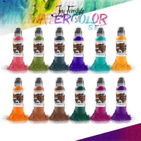 Jay Freestyle Watercolour Set - 1oz