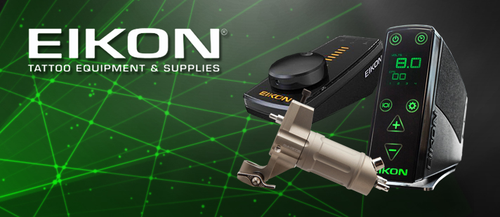 Eikon Tattoo Equipment and Supplies