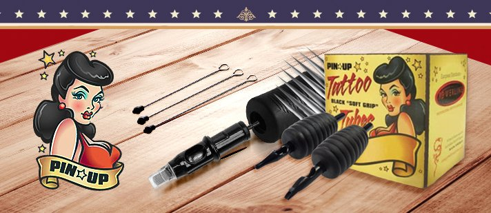 Pin Up Tattoo Supplies