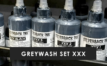 XXX Greywash Sets