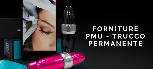 FORNITURE PMU - TRUCCO PERMANENTE