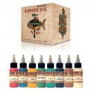 Bowery Stan Ink Set