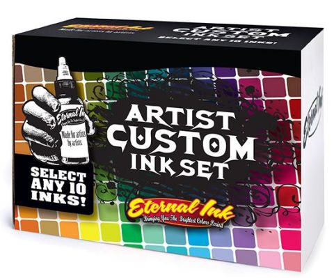 Eternal Ink - Pick and Mix 1oz Set