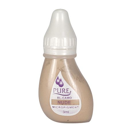 Biotouch Pure Permanent Nude Makeup - 3ml (6 Bottles)