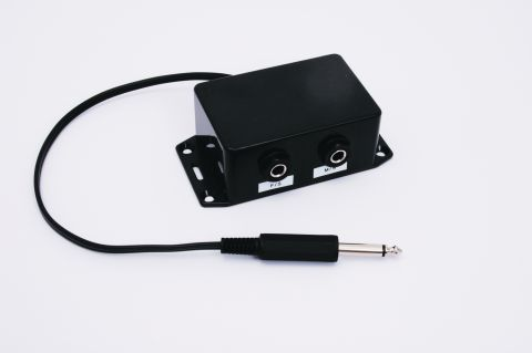 Connector Box for Power Supplies-Jack Plug Converter