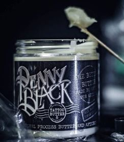 Penny Black Tattoo Butter