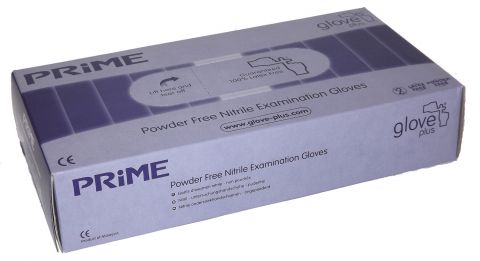 Prime Piercing Glove - Blue