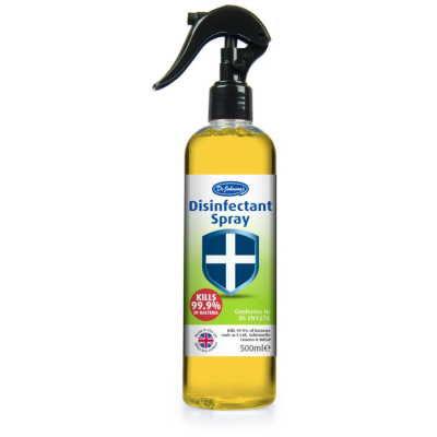 Dr Johnson's desinfecterende spray - 500ml