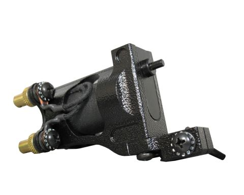 Shagbuilt d20 Rotary Tattoo Machine - Black