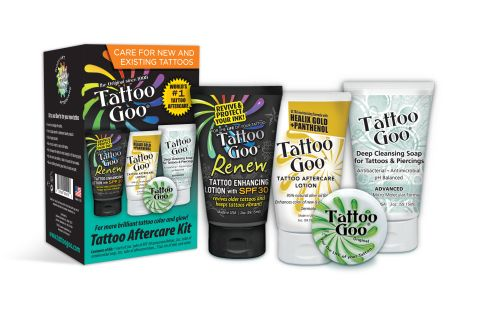 Tattoo Goo Complete Tattoo Aftercare Kit