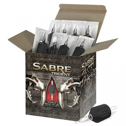 Sabre Trident Flat Grip
