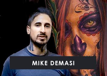 Intenze Artists - Mike Demasi