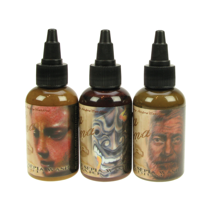 Alla Prima Tattoo Ink Sets