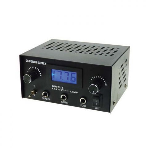 Base Digital Power Supply
