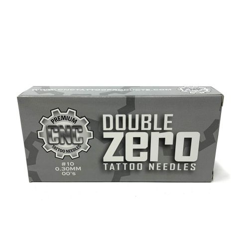 CNC 10 Double Zero Magnum Shader Needle - Long Taper