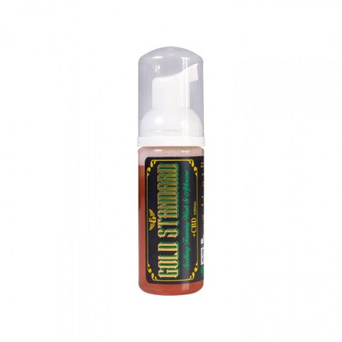 Electrum Gold Standard CBD Wash 2oz (60ml)