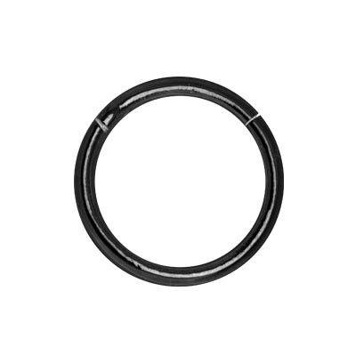 Hinged Segment Ring Black
