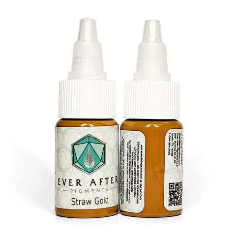 Straw Gold 15ml / 1/2oz - Ever After Pigments