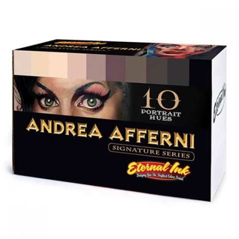 Eternal Ink 1oz/30ml Andrea Afferni Set - SHORT DATE