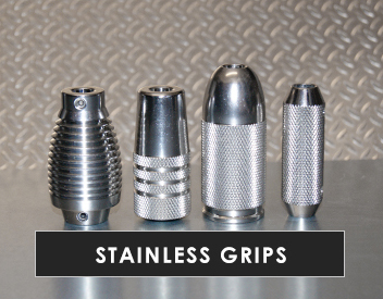 Stainless Grips