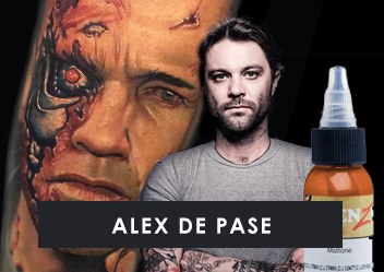 Intenze Artists - Alex De Pase
