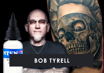 Intenze Artists - Bob Tyrell