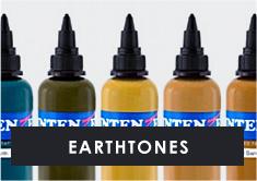 Intenze Earth Tones