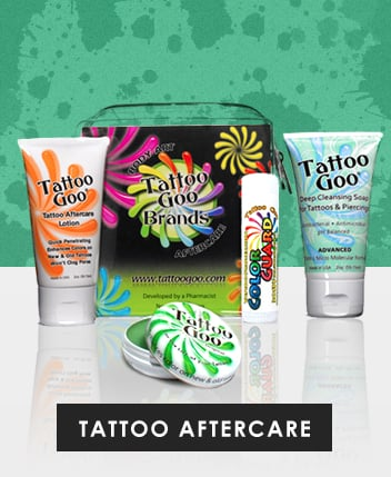 Tattoo Aftercare