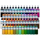 Pełna gama kolorów
