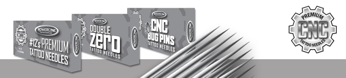 CNC Bugpins