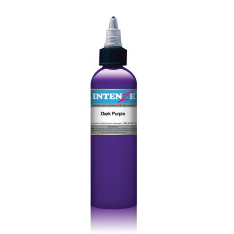 Intenze Ink - Dark Purple