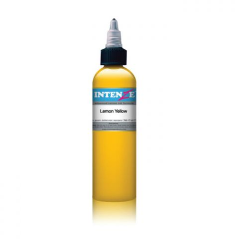 Intenze Ink - Lemon Yellow