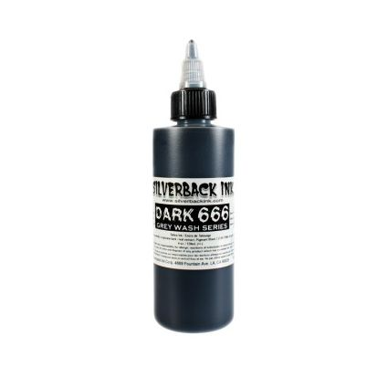 Silverback Ink® 666 Greywash - 4oz
