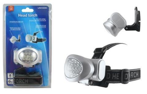 Lampa czołowa LED