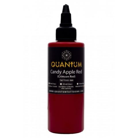 Quantum Ink - Candy Apple Red 1oz/30ml