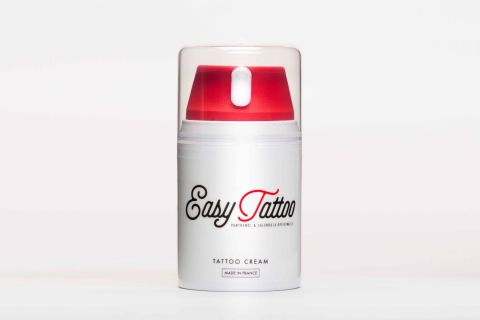 EASYTATTOO® 50ml Tattoo Aftercare Cream