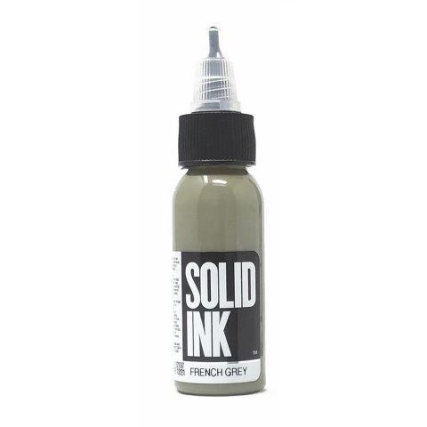 Solid Ink 1oz French Grey