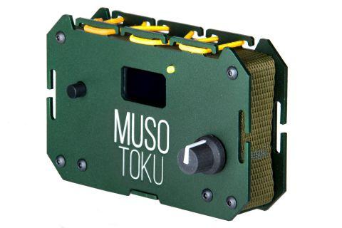 Musotoku Zasilacz - Zielony